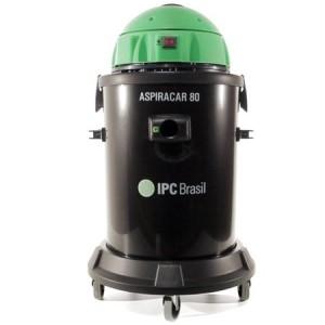 Aspirador de Sólidos e Líquidos 80 Litros 1400W 220V - Aspiracar 80