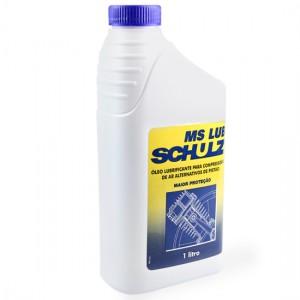 Óleo Lubrificante Para Compressor de 1 Litro - Schulz