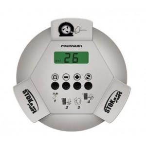 Calibrador para Pneu Eletrônico Bivolt Blindado Resistente a Diferentes Climas - STOKAIR