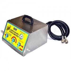 Máquina de Troca e Limpeza do Líquido de Arrefecimento KA-028 - KITEST